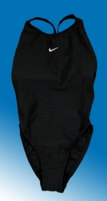 Nike swimsuit<br>black youth