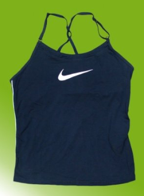 Top Women Nike Dri-Fit<br>marine