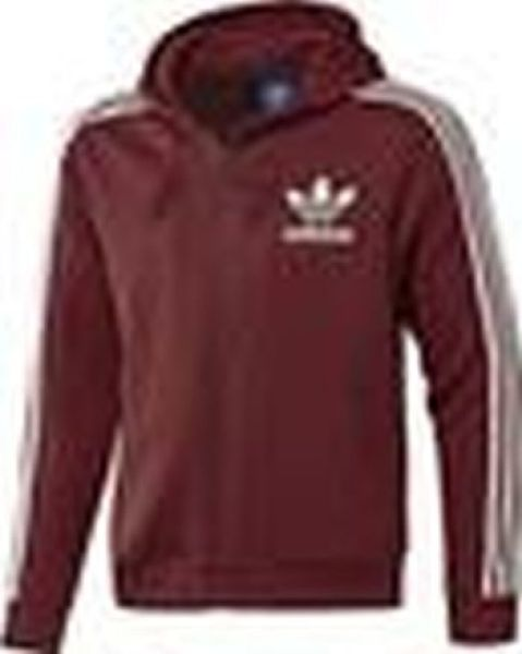 Men adidas maroon