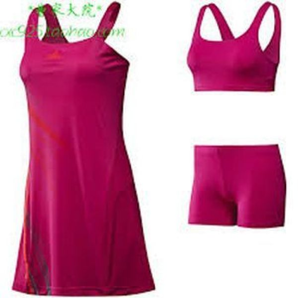 Women's Tennis Dress adidas pink set