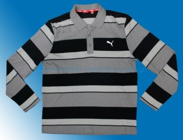 Puma Men's Polo Long Sleeve
