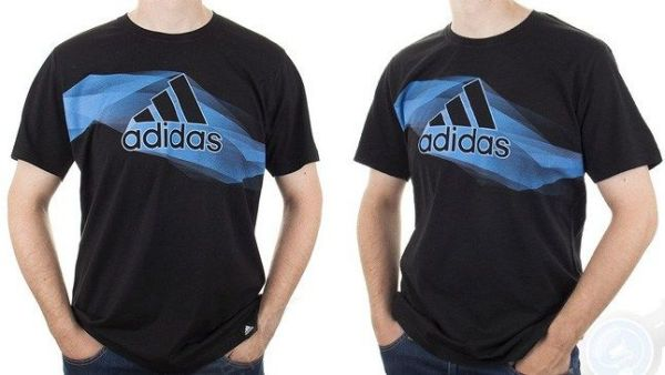 Men's Adidas black