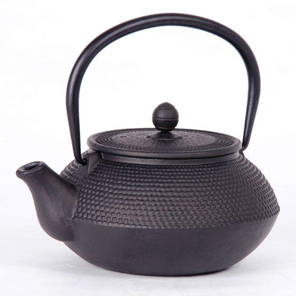 Asiatische<br> Gusseisen Teekanne<br>0,7 Liter