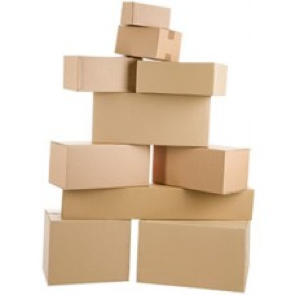 Shipping carton<br>195 x 170 x 128 mm