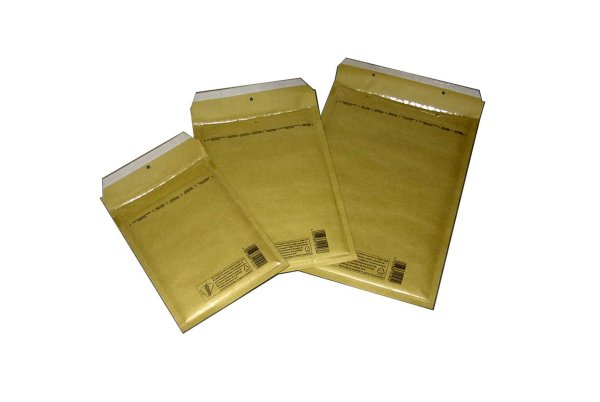 100 air bubble<br>mailers C / 3