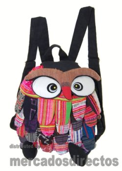 Owl backpack.<br>Backpacks - Bags