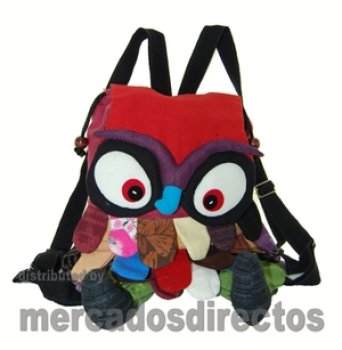 Backpacks owl.<br>Backpacks bags