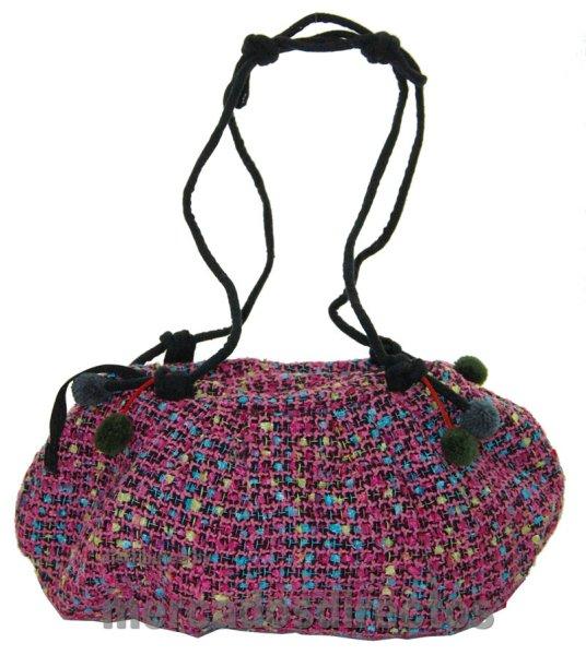Kolorowe torby<br>materiałowe
