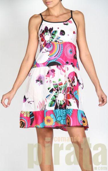 Print Dress 6110