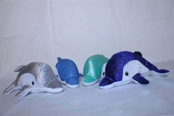 Glitzerdelfin