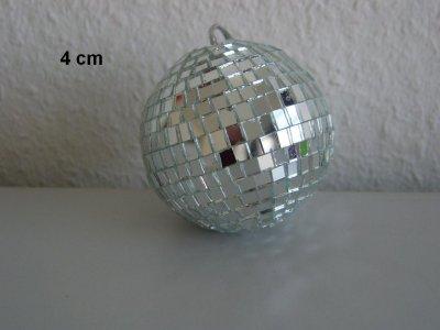 Kleine Speigelkugel, 4cm