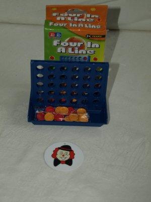 Kleines Steckspiel<br>in Box