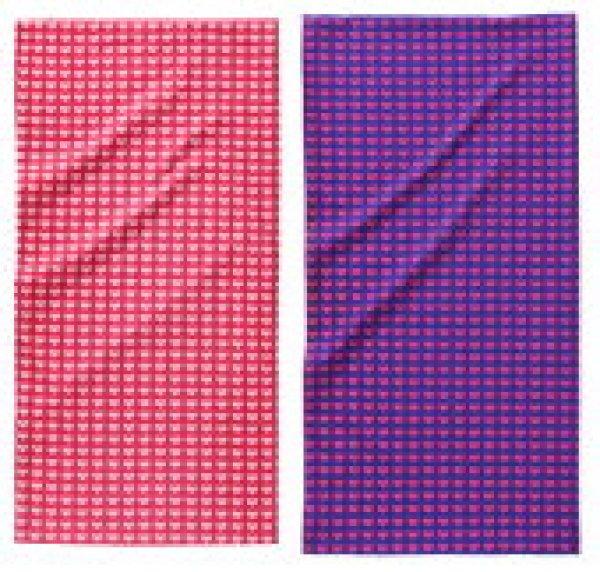 Magia Cloth <br> serce  , zestaw 2<br>(Kolor: bordowy /