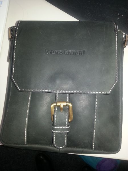 BRUNO BANANI SHOULDERBAG