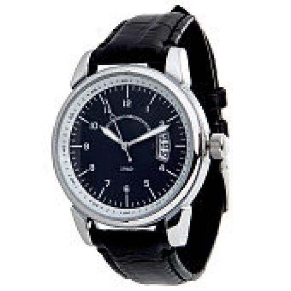 DUK Armbanduhr Mod. 1960 (Farbe: schwarz)