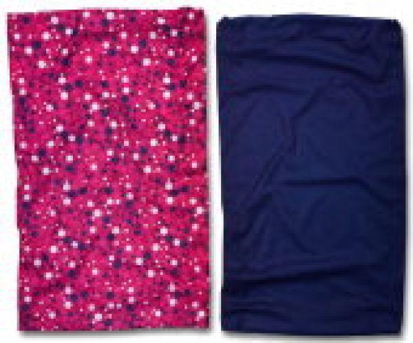 Punkty  Magia<br> Cloth, zestaw 2<br>(Pink / Purple)