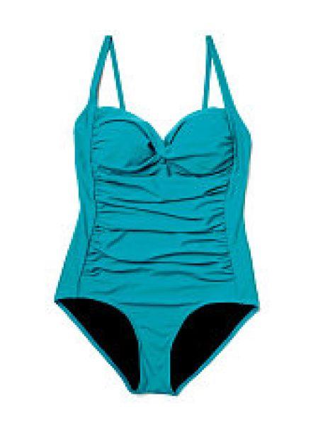 Belvia Slim<br> natation maillot<br> de bain, turquoise ...