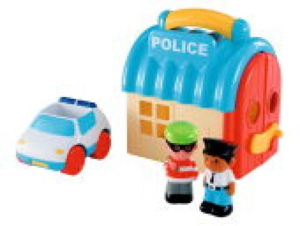 Polizei-Spielset