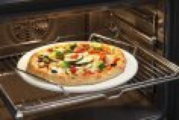 Pizzastein Barbecue