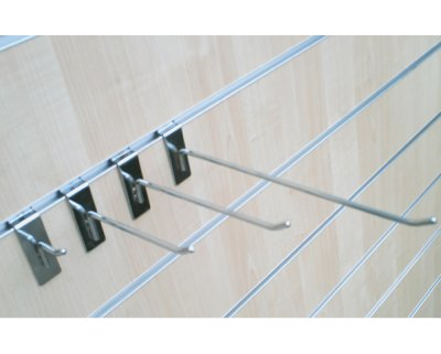 10 Hook Blister- Accessories slatwall Decoshop