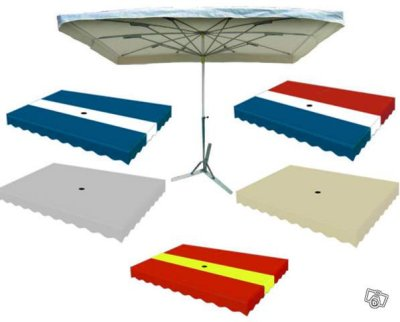 Market parasol -<br> Market equipment;<br>DECOSHOP