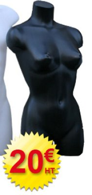 Torso mannequin<br>Men- DECOSHOP