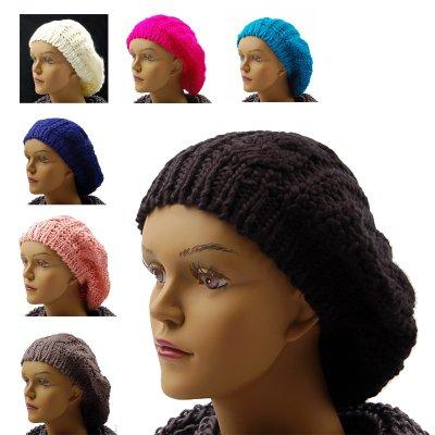 Mütze Strickmütze<br>in 7 Farben