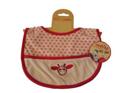 heunec cuties -<br> Baby Lätzchen<br>Giraffe