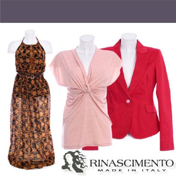 RINASCIMENTO<br> Damenbekleidung<br>GROßHANDEL
