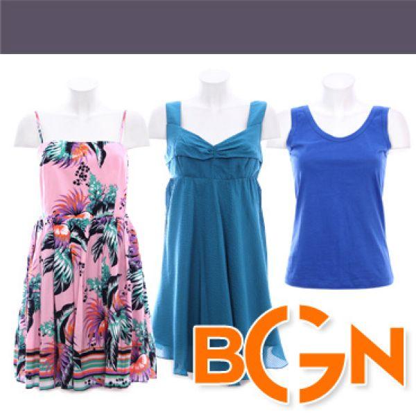 BGN<br> Damenbekleidung<br>GROßHANDEL