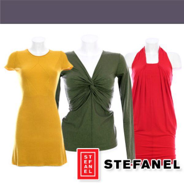 STEFANEL<br> Frauenbekleidung /<br>Restposten