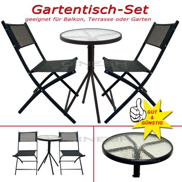 (053) Balkonset<br> Gartenset<br> Bistroset ...