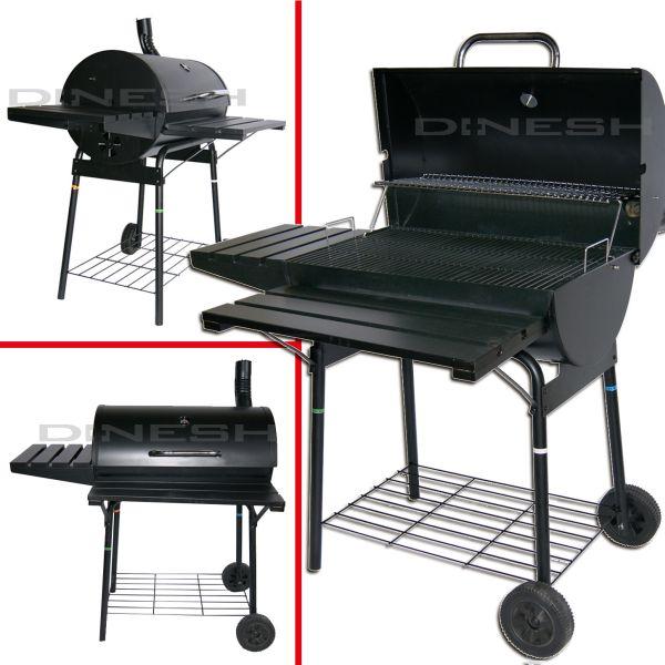 XXL Smoker BBQ<br> GRILL CART<br>charcoal grill