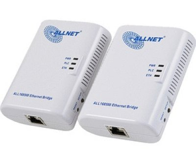 Allnet Powerline<br>500Mbit HomePlugAV