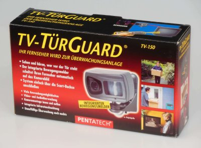 Pentatech Tv150 TV<br>Door Guard