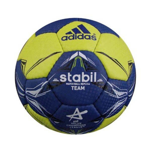 Adidas Stabil Team<br> CL, Handball,<br>lime/dark blue