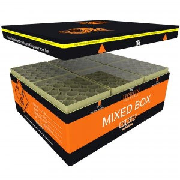 Heron MIXED BOX 120 Schuß - Verbund, PROFI-TIPP NE