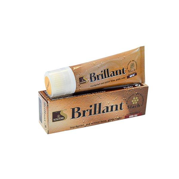 Butów polskich<br> Brilliant Brown f.<br>Buty skórzane