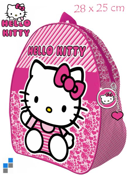 Rucksack 28cm Hello<br>Kitty