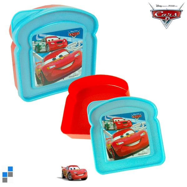 Bread Box 12x12,<br>5x4 cm Cars