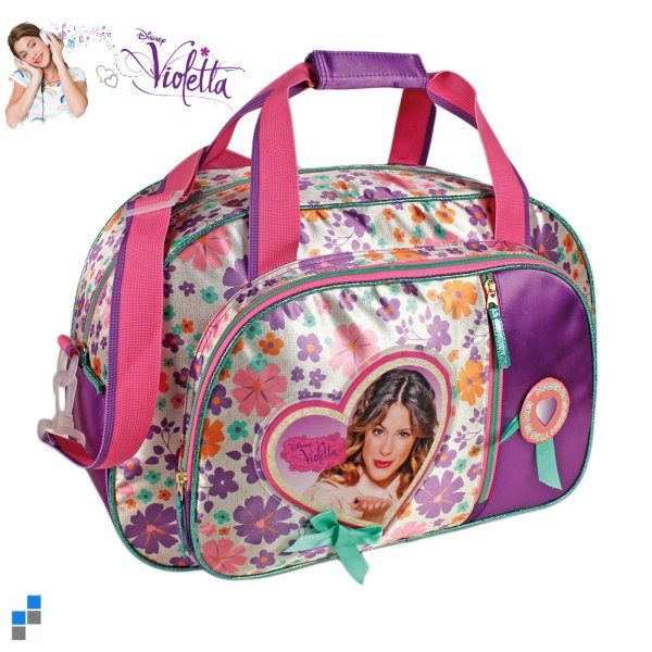 Sports Bag 48cm<br>Disney Violetta