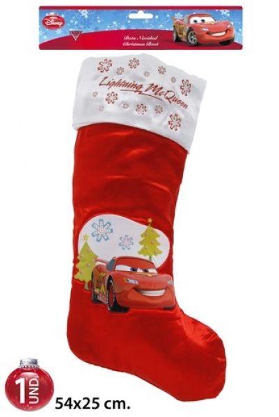 Chaussette de Noël en Blister Disney Cars