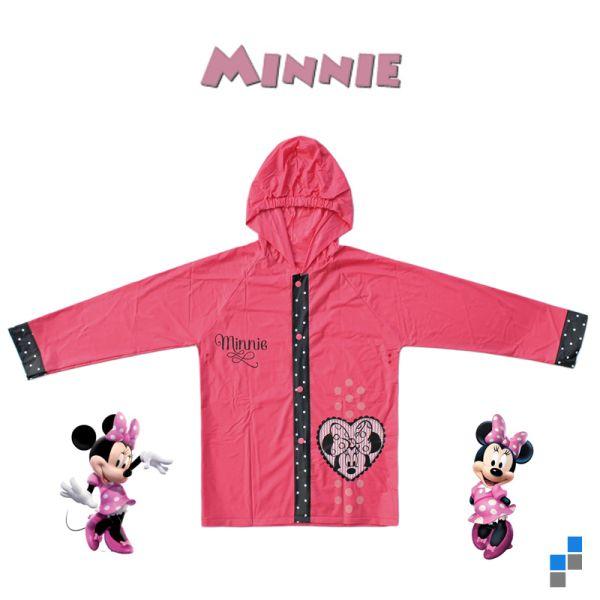 Deszcz rozmiar<br> kurtki 8/4 lat<br>przez Disney Minnie