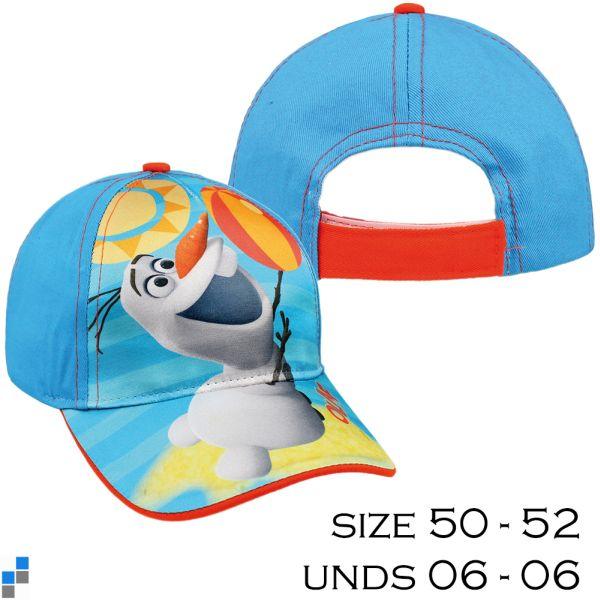 Basic Caps Größe 50-52 sortiert Disney Frozen Olaf