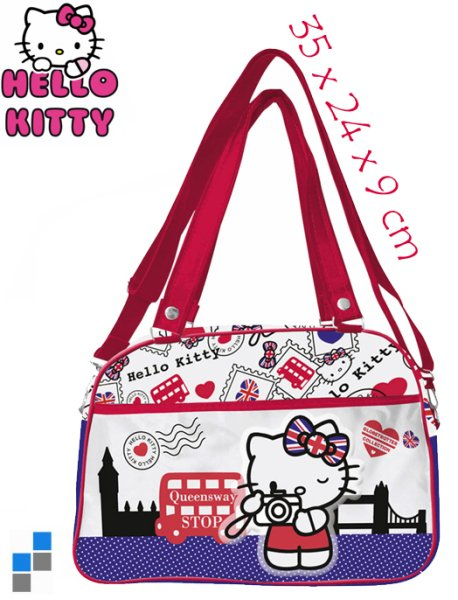 Shoulder bag 35cm<br> Hello Kitty