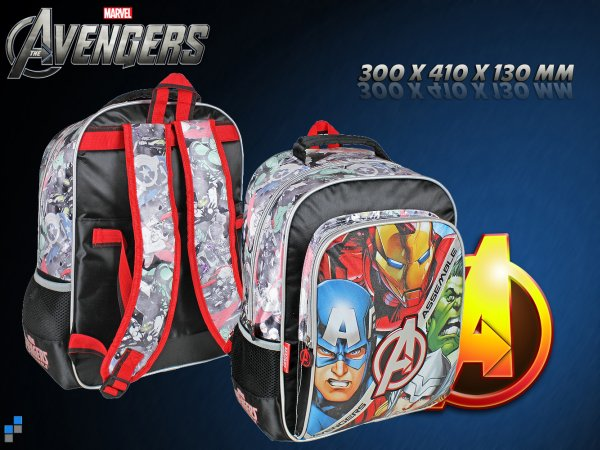 Marvel Avengers<br>Plecak 41cm