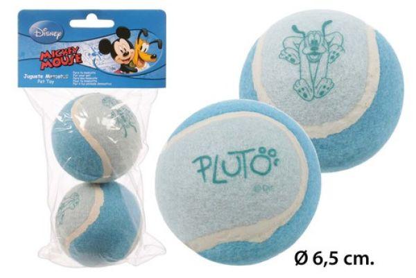 Spielball 2-teilig<br> im Blister Ø6,5cm<br>Mickey