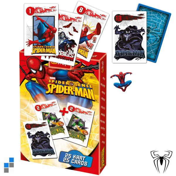 Black Peter<br> Playing Cards<br> Spiderman in the ...