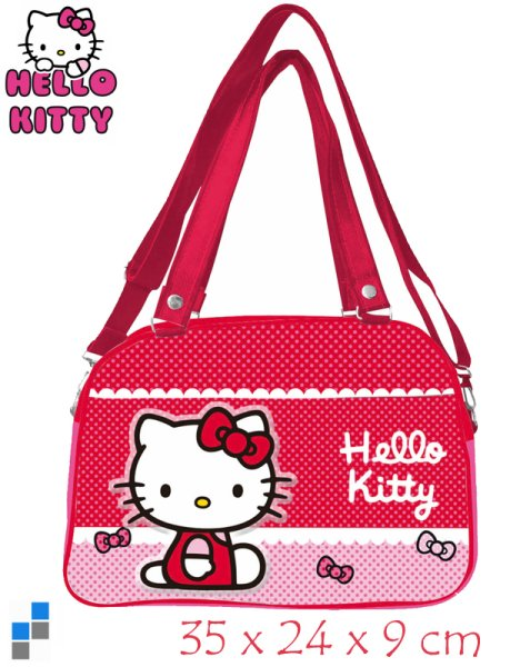 Shoulder bag 35cm Hello Kitty