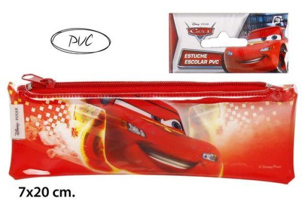 Schulmäppchen 21cm PVC Cars